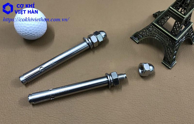 Bulong nở inox 316L / Tắc kê nở inox 316L